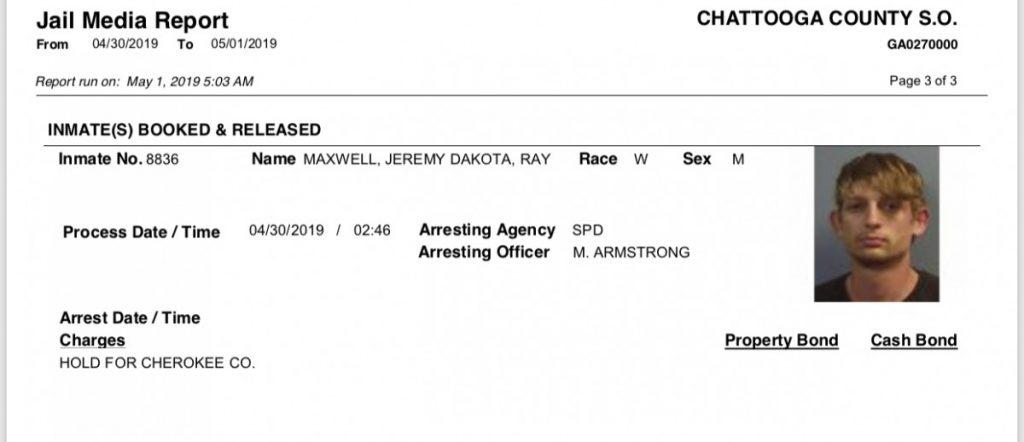 Wednesday U2019s Arrest Report U2013 The Summerville News