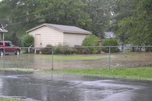 Ramey and Scoggins Street flood.