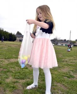 North Summerville Baptist Easter Egg Hunt On March 24