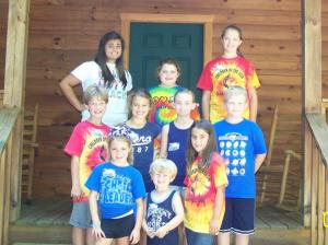 Oak Hill United Methodist holds VBS