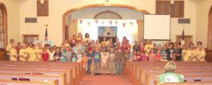 lyerly first baptist VBS