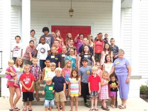 lyerly methodist hlds VBS