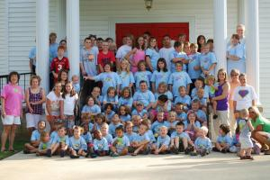 lyerly methodist vacation bible school