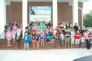 lyery first baptist churhc vacation bible school